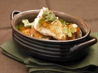 Cajun-Style Catfish with Cilantro recipe