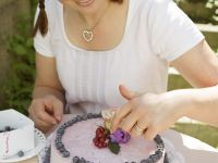 Cake with Blueberries recipe