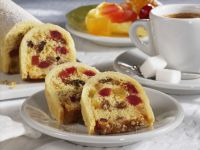 Cake with Candied Fruit recipe