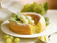 Cake with Grapes recipe