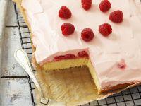 Cake with Raspberry Cream recipe