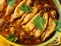 Squid with Tomato Sauce recipe