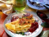 Camembert Omelets recipe