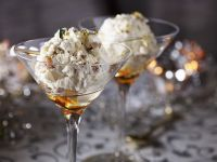 Candied Chestnut Ice Cream Sundaes recipe