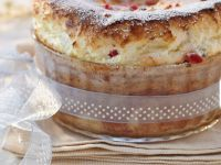 Candied Fruit Souffle recipe