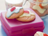Candy-topped Cookies recipe