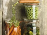 Canned Vegetables recipe