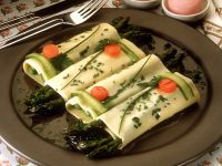 Cannelloni with Asparagus Filling recipe
