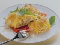 Cannelloni with Shrimp and Ricotta Filling recipe