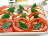 Caprese-style Platter recipe