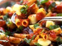 Caprese-style Pasta recipe