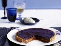 Caramel and Chocolate Pie recipe