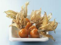 Caramel Gooseberries recipe