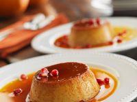 Caramel Pumpkin Mousse recipe