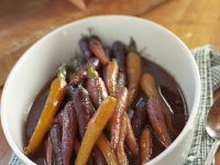 Caramelized Carrots with Brown Sugar recipe