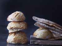 Caraway and Coriander Bread Rolls recipe