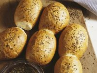 Caraway Rolls recipe