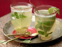 Cardamom and Mint Tea recipe