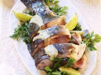 Carp with Beer Sauce recipe
