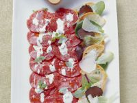 Carpaccio recipe
