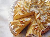 Carrot Almond Apple Cake recipe