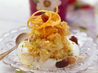 Carrot Almond Dessert Indian Style (Halva)