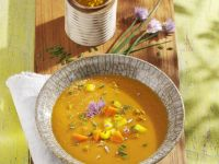 Carrot and Apple Soup recipe