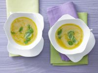 Carrot and Apricot Soup recipe