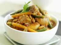 Carrot and Beef Casserole recipe