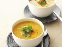 Carrot and Ginger Soup recipe