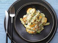 Carrot and Kohlrabi Gratin recipe