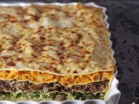 Carrot, Mushroom and Broccoli Pasta Bake recipe