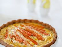 Carrot Quiche recipe