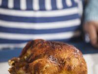 Carved Chicken recipe