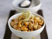 Cashew and Chicken Stir-fry recipe