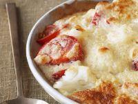 Cauliflower and Tomato Gratin recipe
