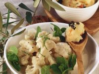 Cauliflower with Potatoes recipe