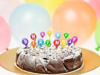 Celebration Torte recipe