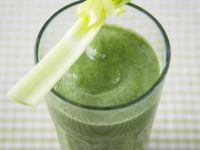 Celery and Arugula Drink recipe