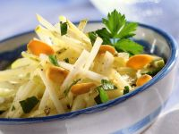 Celery Root and Apple Salad recipe