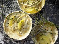 Celery Root and Potato Gratin recipe