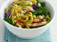 Celiac-friendly Lo Mein Bowl recipe