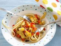 Celiac-friendly Pasta Bowl recipe