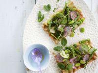 Celiac-friendly Veggie Slices recipe