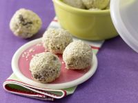 Cereal Balls with Quark recipe