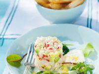 Ceviche with Avocado and Chilli recipe