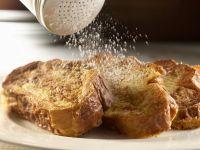 Golden Bread with Sugar Dusting recipe