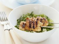Charred Chicken Skewers recipe