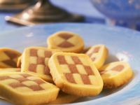 Checkerboard Icebox Cookies recipe