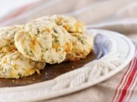 Cheddar and Chive Biscuits recipe